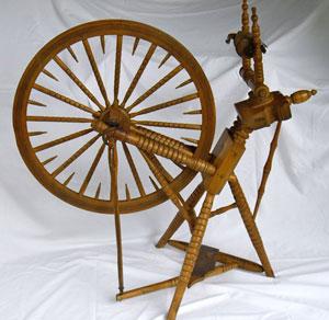 Rear view - Nancy's wheel