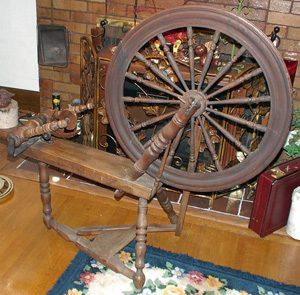 Regeimbal family spinning wheel
