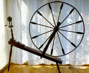 Miles Winchester great wheel