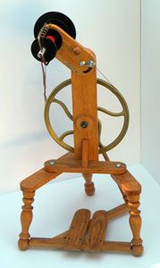 "C. Norman Hicks' ""Debbi"" wheel"