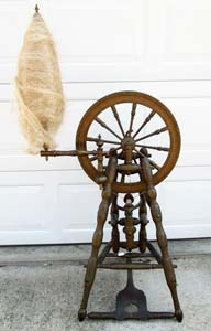 Henry wheel front view