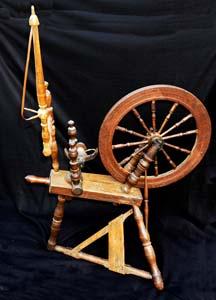 """Wheel marked """"H K 1873"""""""