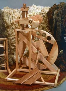 Wind Mountain Spinner
