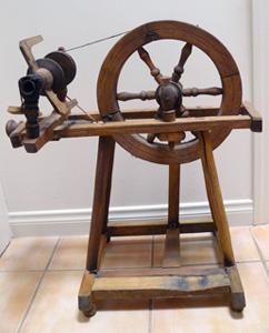 Susan's Swiss wheel
