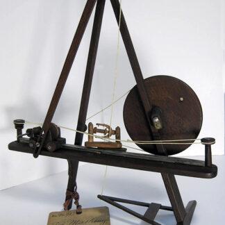 Model for Patent #96,937. Chelton Matheny, November 16,1869.