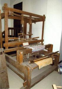 Loom built by Lars Hokanson