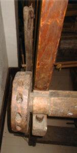 Warp beam brake – Hokanson Loom