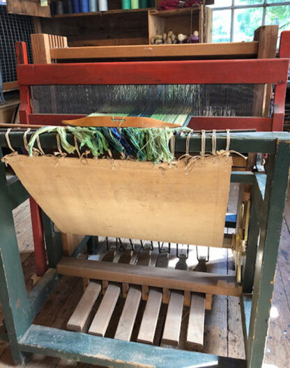 Mary Black's Devereux Loom