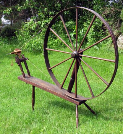 Great wheel marked J. PLATT